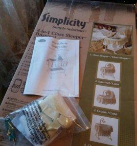 Колыбель Simplisity 4 в 1