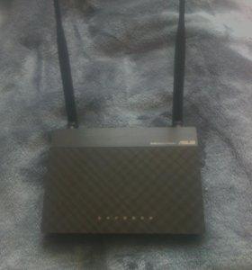 Роутер. RT-N12 Wireless N Router. ASUS