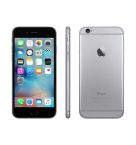 iPhone 6 Space Gray 64 Gb