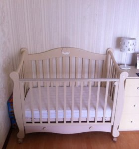 Детская кровать-диван Можга ( мишка на облаке)