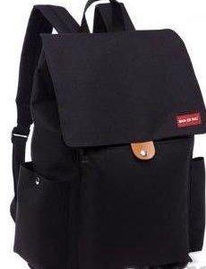 Рюкзак холст, черный