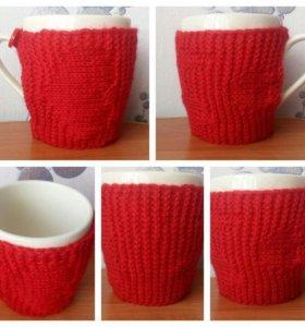 Кружка в свитере