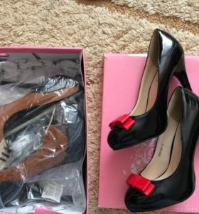 За 2 пары новых туфель!!!