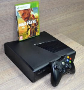 Xbox 360S 320Gb + Max Payne 3