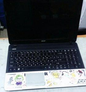Ноутбук игровой Acer Aspire E1-571G