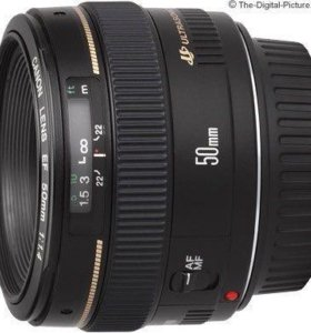 Canon 50mm1.4