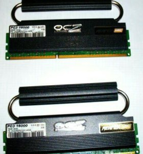 Оперативная память OCZ DDR3