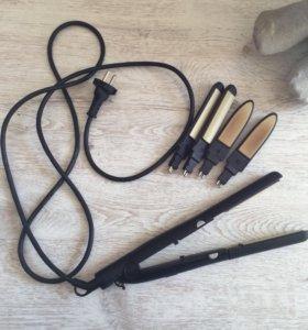 Утюжок выпрямитель для волос