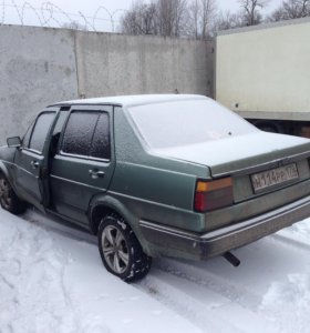 Фольцваген джетта 2 ( 1986 г )