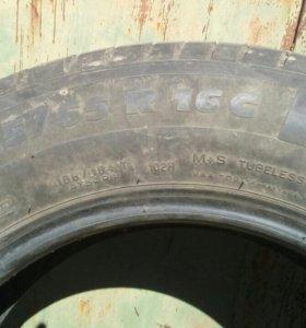 Резина 215-65-16С одно колесо