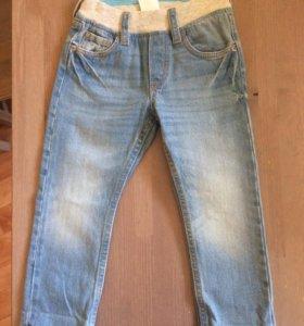 Новые джинсы HM 98р