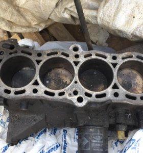 Двигатель Ниссан Альмера 1,6