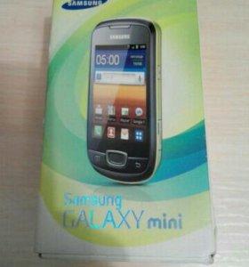 Продается телефон Samsung Galaxy mini