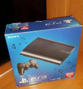 Sony PS3 500 gb
