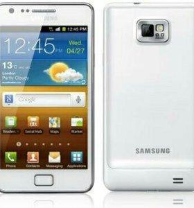 Телефон Samsung Galaxy S II