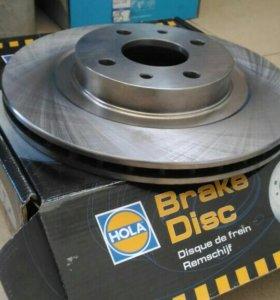 Вентилируемые тормозные диски на ВАЗ