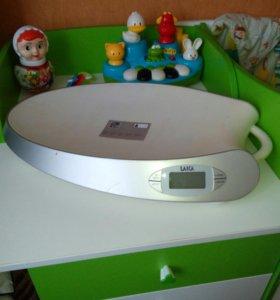Весы для грудничка