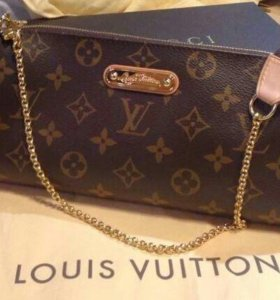 Клатч louis vuitton eva