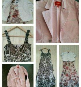 Сарафан, платье, костюм для лета