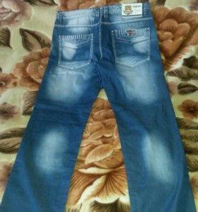 Мужские джинсы 54-56 размер