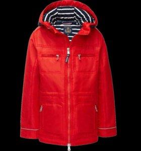 Куртка демисезонная faberlic новая