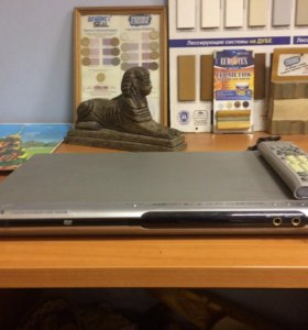 DVD-плеер Mystery Teckton Samsung с пультом