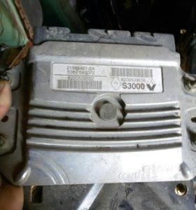 Мозги (блок управления двигателем)Renault Megane 2
