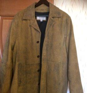 Кожанная куртка пиджак M. Julian Wilsons Leather