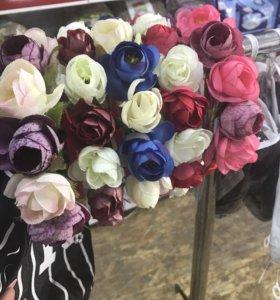 Ободки из цветов