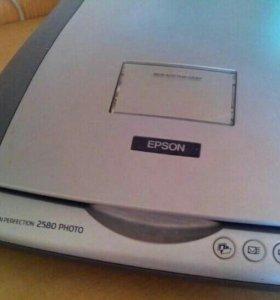 Продам сканер epson Perfection 2580 Photo