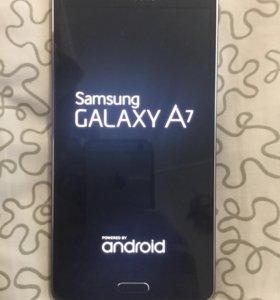 Samsung A7 duos (LTE)
