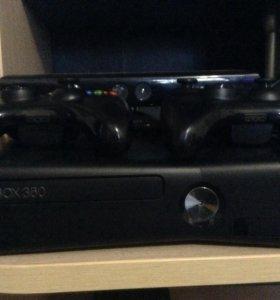 XBOX 360 500Gb Kinect лицензия