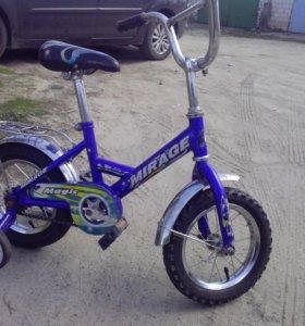 Велосипед детский 3+