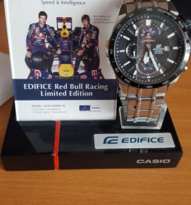Casio r520 red bull