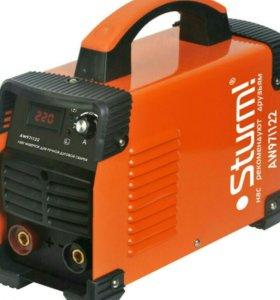 Сварочный аппарат Sturm! AW97I122 220А