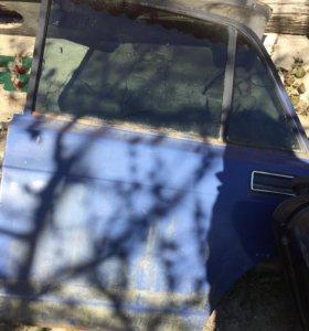 Двери ВАЗ 2107 бензобак
