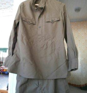 Военный костюм ПШ. Р 48 50.