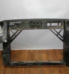 Передняя панель бу Skoda Rapid OEM 60U805588B