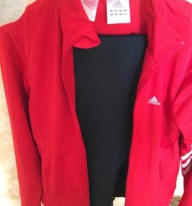 Женский спортивный костюм adidas(оригинал).