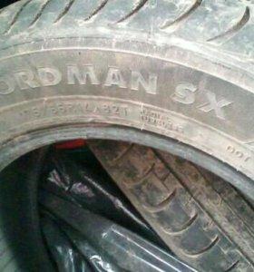 Продаю летние шины nokian norman sx r14 175/65