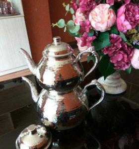 Набор из чайников