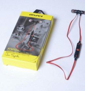 🎧Новые Bluetooth наушники AWEI A920