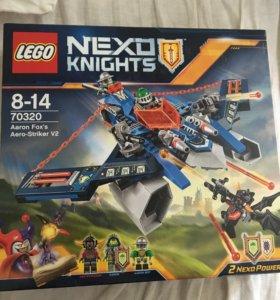 Lego nexoknights 70320