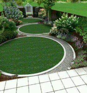 Ландшафтный дизайн, благоустройство, озеленение.