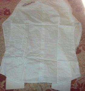 Рубашка мужская, новая, размер L.
