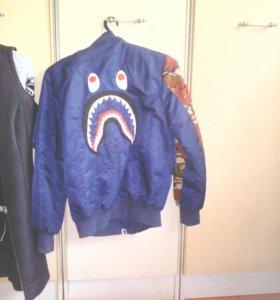 Куртка BAPE