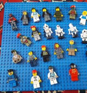 Лего-человеки