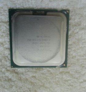 Процессор intel celeron D 3.20 Ghz на 775 сокет