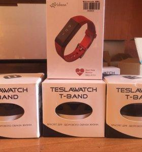 Фитнесс-браслет Teslawatch