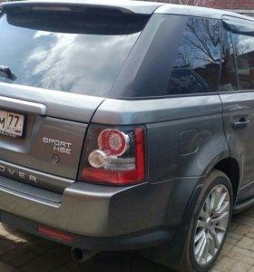 Lend Rover Range Rover Sport